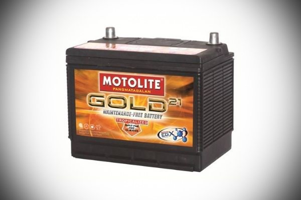 Motolite Gold