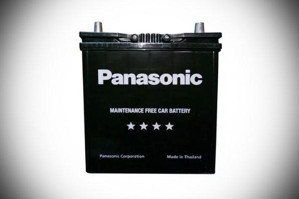 Panasonic car battery