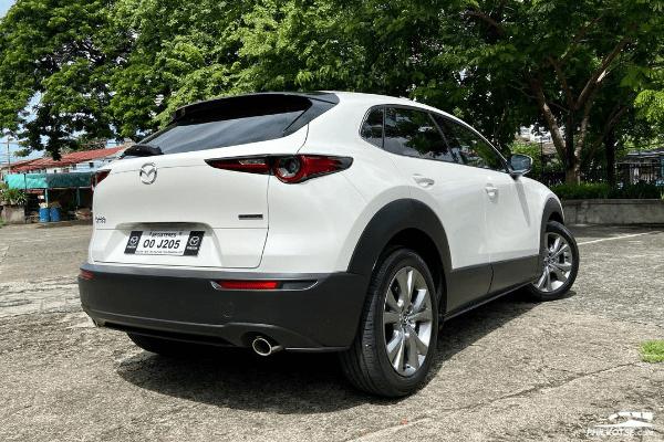 2020 Mazda CX-30 FWD Sport Car Review