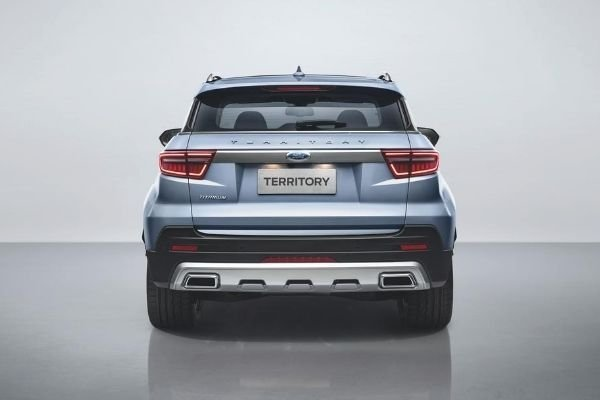 Ford Territory Rear