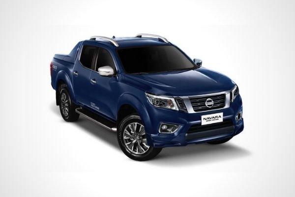 The Nissan Navara Calibre Sport Edition