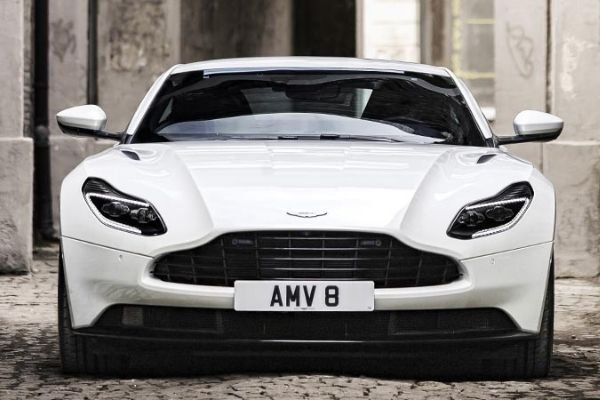 A picture of the Aston Martin DB11