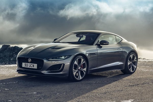 A picture of the Jaguar F-Type