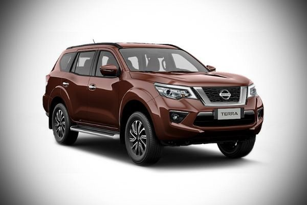 A picture of the Nissan Terra.