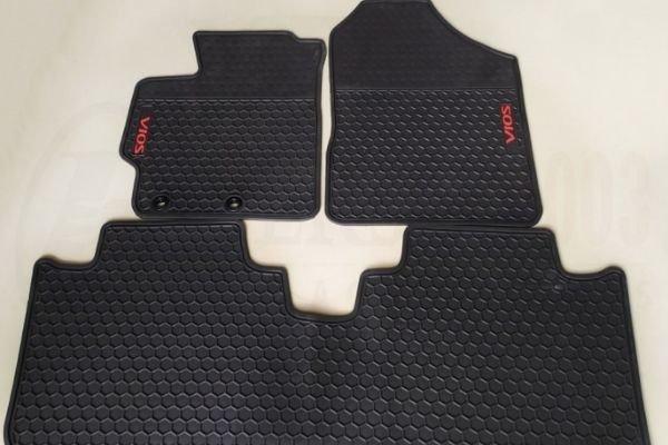 Toyota Vios Premium Rubber Matting