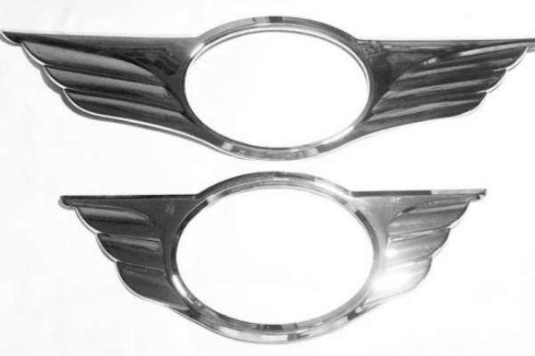 Toyota Wigo Wing Emblem