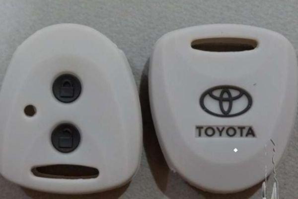 Toyota Wigo Silicone Key Cover