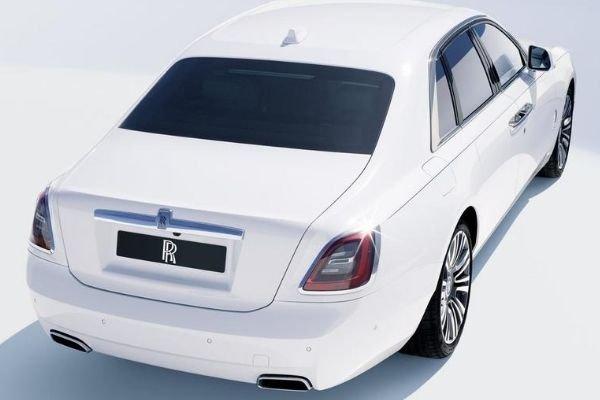 RR Ghost rear