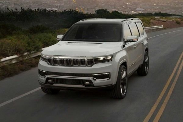 The 2022 Jeep Wagoneer Concept