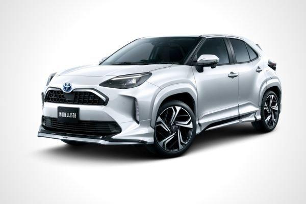 Toyota Yaris Cross Elegant Ice Style (front)