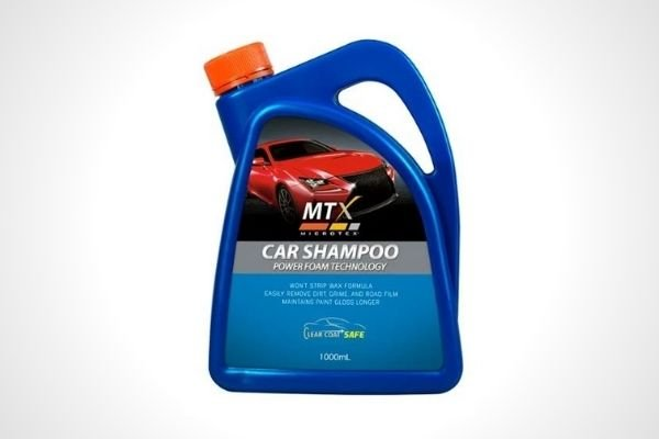 Microtex Car Shampoo