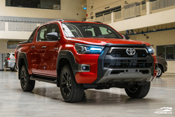 2021 Toyota Hilux Philippines