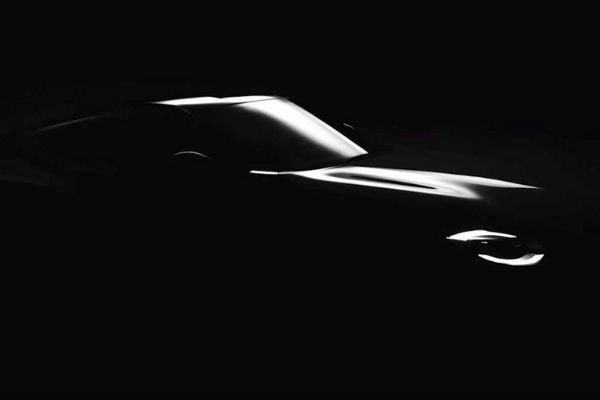 A picture of the upcoming z car.