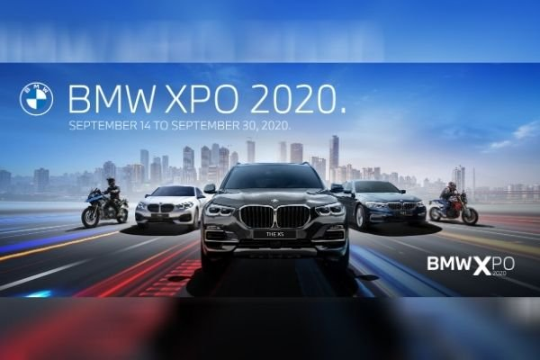 The 2020 BMW Xpo ad
