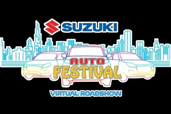 Suzuki's Auto Festival ad
