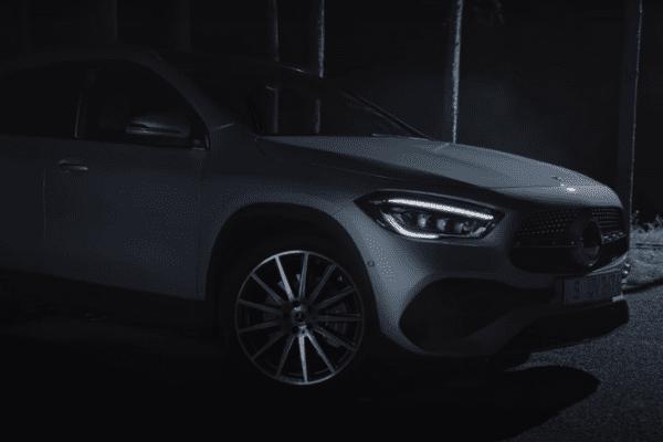 Mercedes-Benz GLA Philippine launch