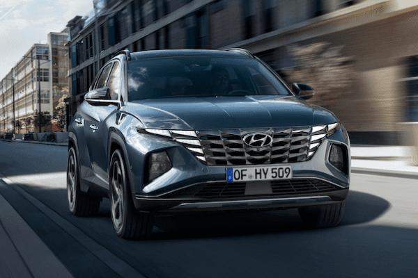 2021 Hyundai Tucson world debut