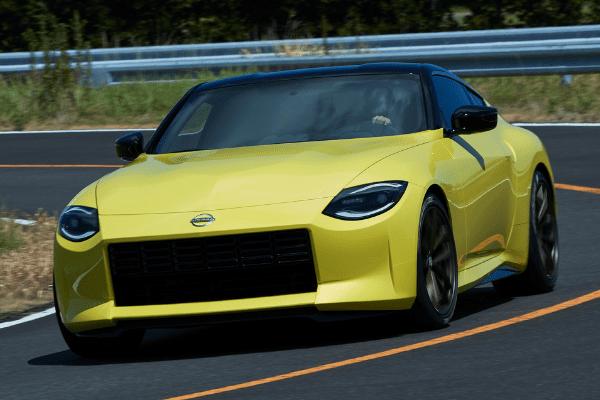 Nissan Z Proto global launch