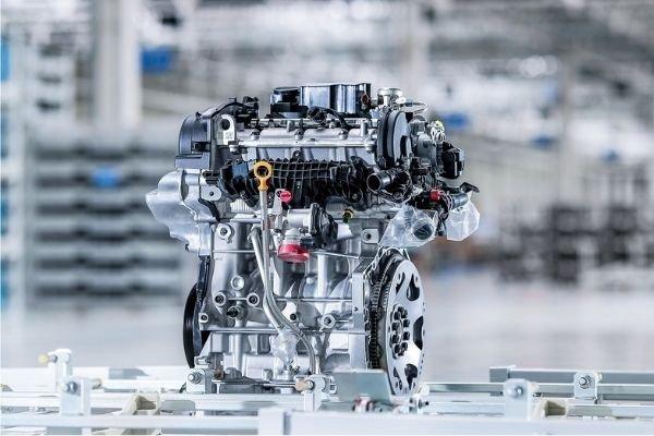 Geely engine