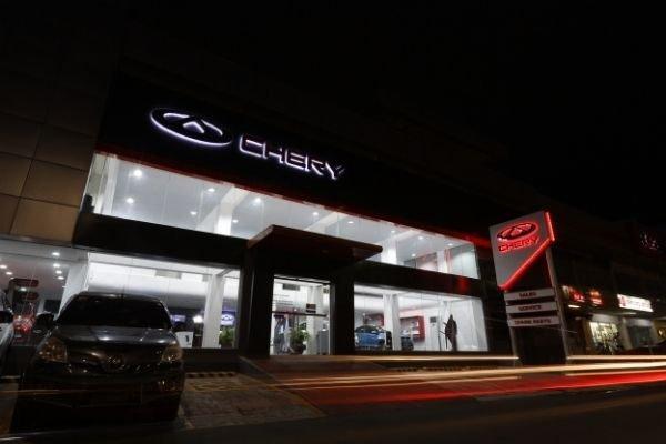 Chery Alabang at night