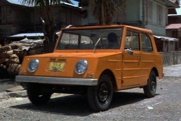 VW Sakbayan in a movie