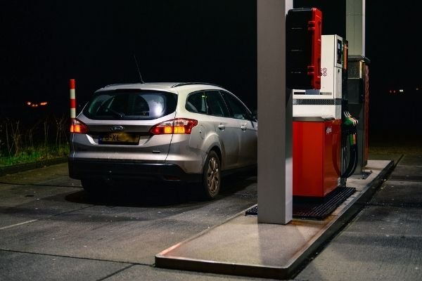 Gas station 5
