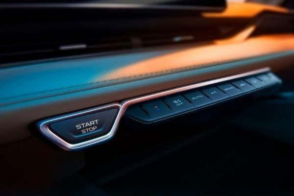 Geely Preface climate control