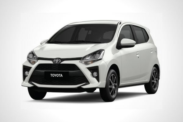 The Toyota Wigo 1.0 VVT-i E M/T
