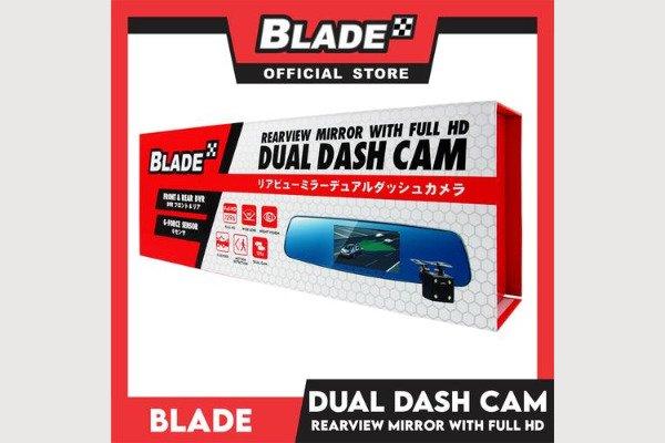 Blade rear-view