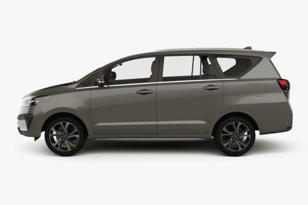Facelifted 2021 Toyota Innova