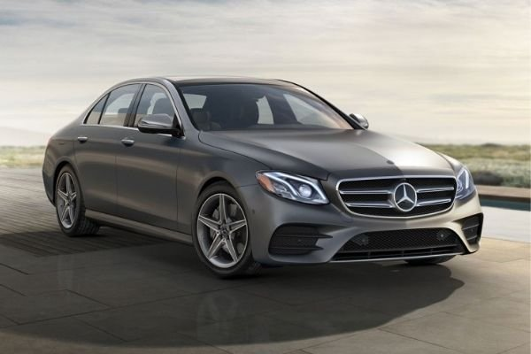 A picture of the Mercedes-Benz E-Class.