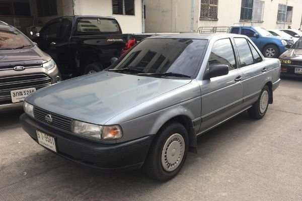 The Sentra B13 was Simple, boxy, and very compact