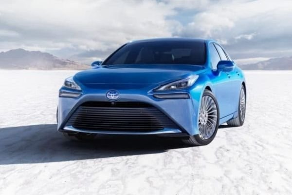 Electric Cars Toyota: 2nd-gen Toyota Mirai