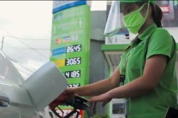 Gas attendant