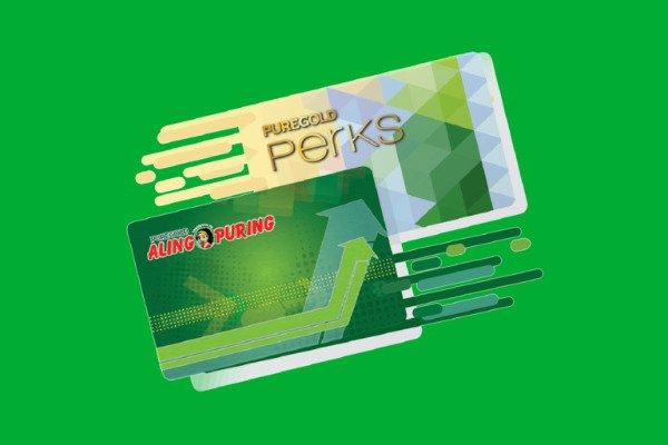 Puregold cards