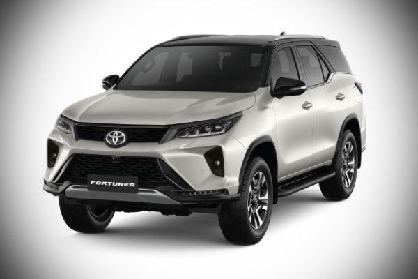 Toyota Fortuner LTD