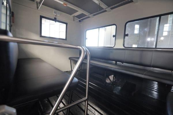 Foton Gratour TM300 Class 1 F-Jeepney interior view