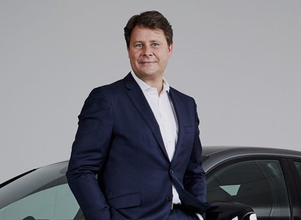 Volvo Car USA President and CEO Anders Gustafsson