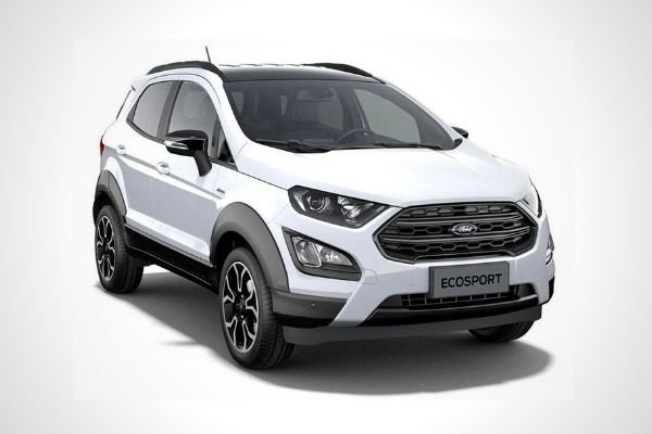 Ford EcoSport Active front view