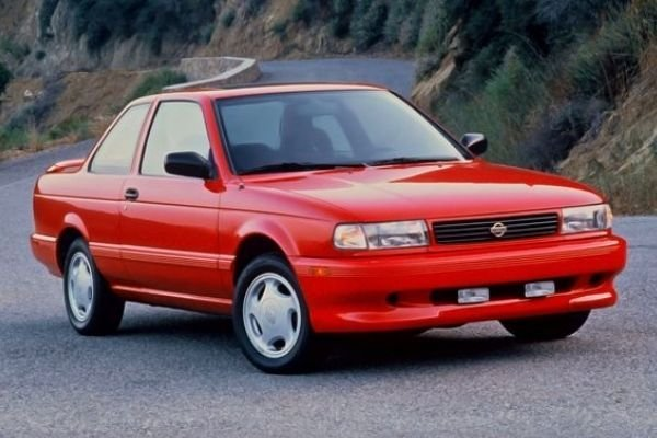 A picture of the Sentra B13 SER