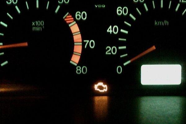 Check engine light 2