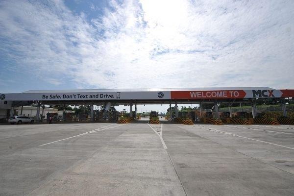 Toll gates in MCX