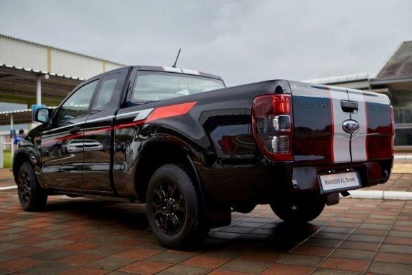 Ford Ranger XL Street rear view