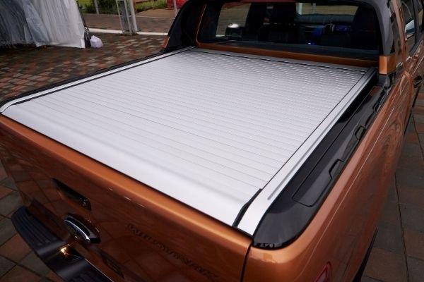 2021 Thai-spec Ford Ranger Wildtrak Bed