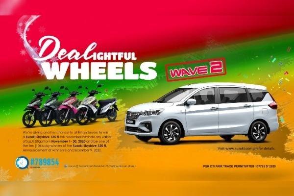 SPH's DEALightful Wheels Promo