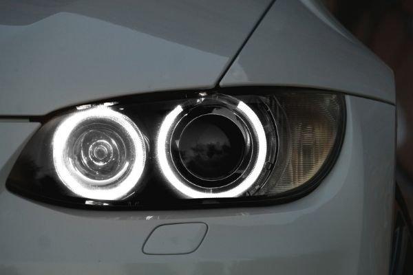 BMW daytime running lights (DRL)
