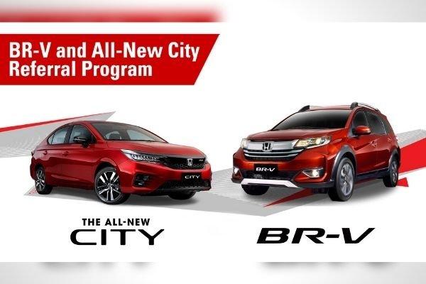 HCPI Referral Program for City and BR-V