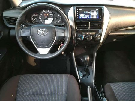 2019 updates given for the Vios covered both inside and out