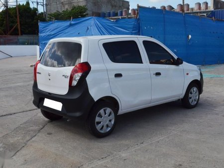 The Alto's styling is quite neat and sporty