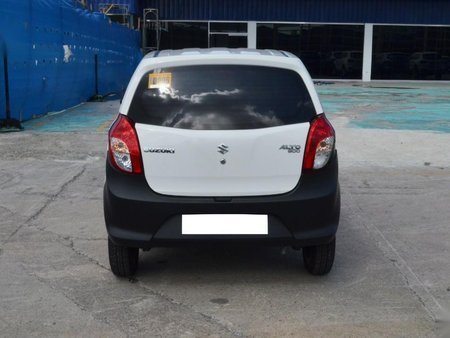 Suzuki Alto is equipped with a 3-cylinder engine